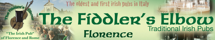 Traditional Irish Pub  Florence  Italy